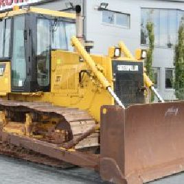 CRAWLER DOZER CATERPILLAR D6G2 XL ONLY 3 000 MTH