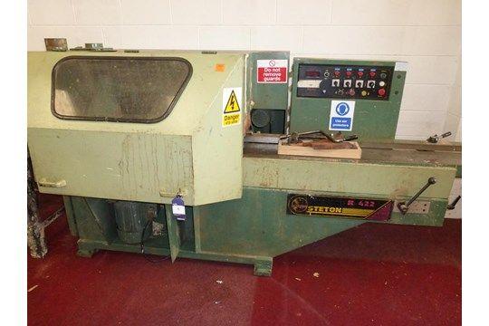 STETON R422 Hobelmaschine