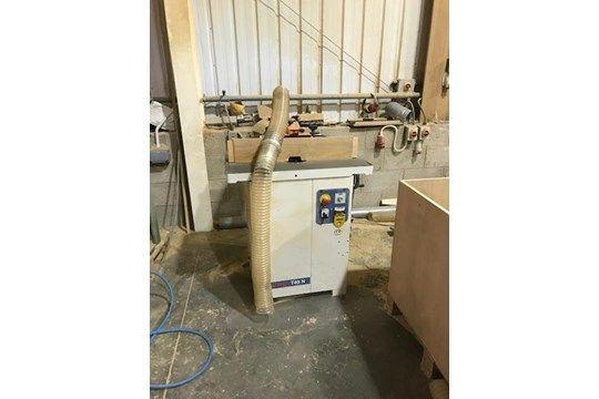 Minimax T40N Vertikal-Tischfräsmaschine S / N KK / 08053
