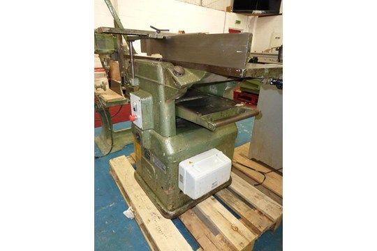 Wadkin Bursgreen Hobelmaschine BAO-S671845, 12 x 7, 3PH.