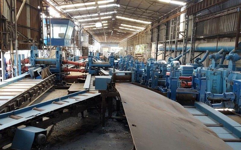 120.000 Tonnen pro Jahr Rebar-Walzwerk