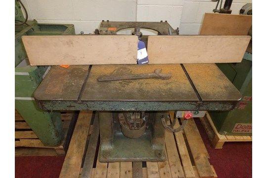 Wadkin EPA 5165 Tischfräsmaschine