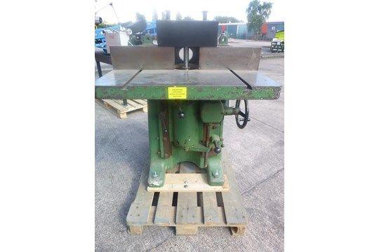 Cooksley GM Tischfräsmaschine