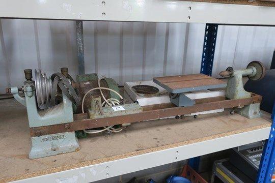 Arundel Holzdrehmaschine