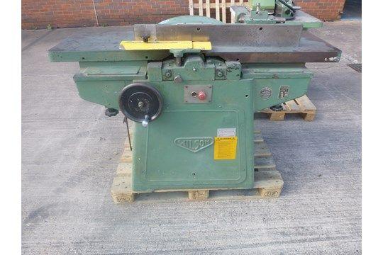 Wilson Hobelmaschine