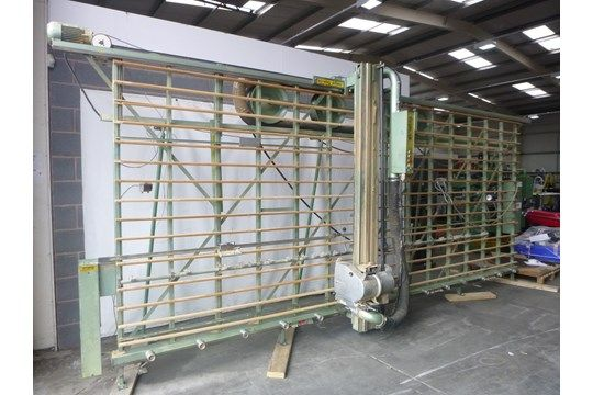 Striebig Automat 6220 AV / XY 1.6 Plattensäge