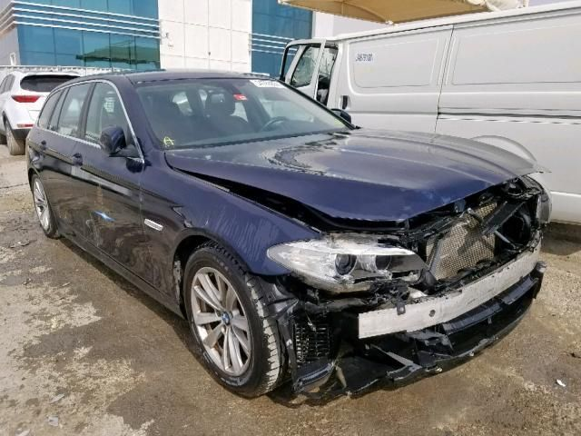 2017 BMW 520