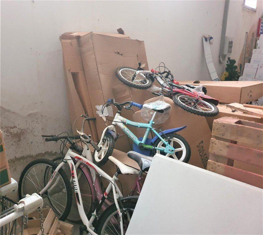 Nr. 15 Fahrräder