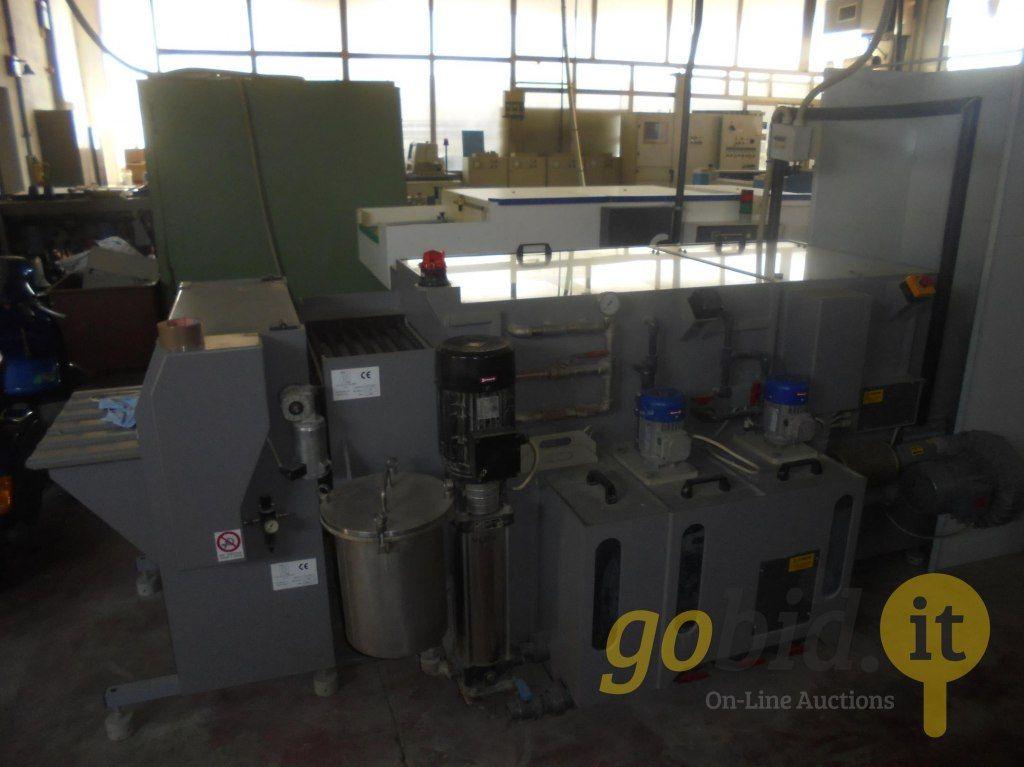 Orlandi Wasch- / Trocknungsmaschine