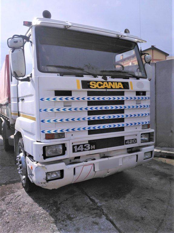 LKW Scania 143H