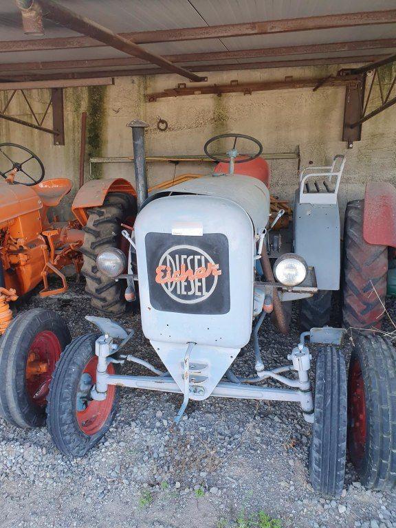 Eicher ED16 / IIE2 Traktor