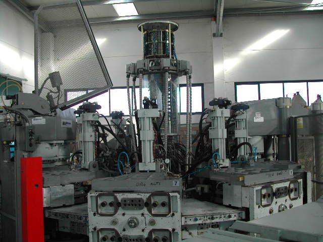 Hauptgruppe Automatische Rotationsmaschine