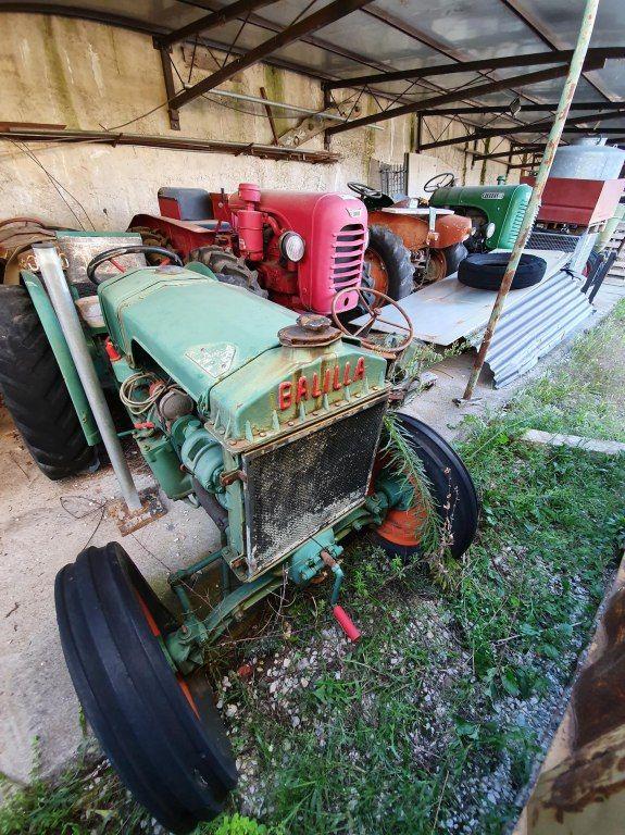 Balilla Traktor - A.