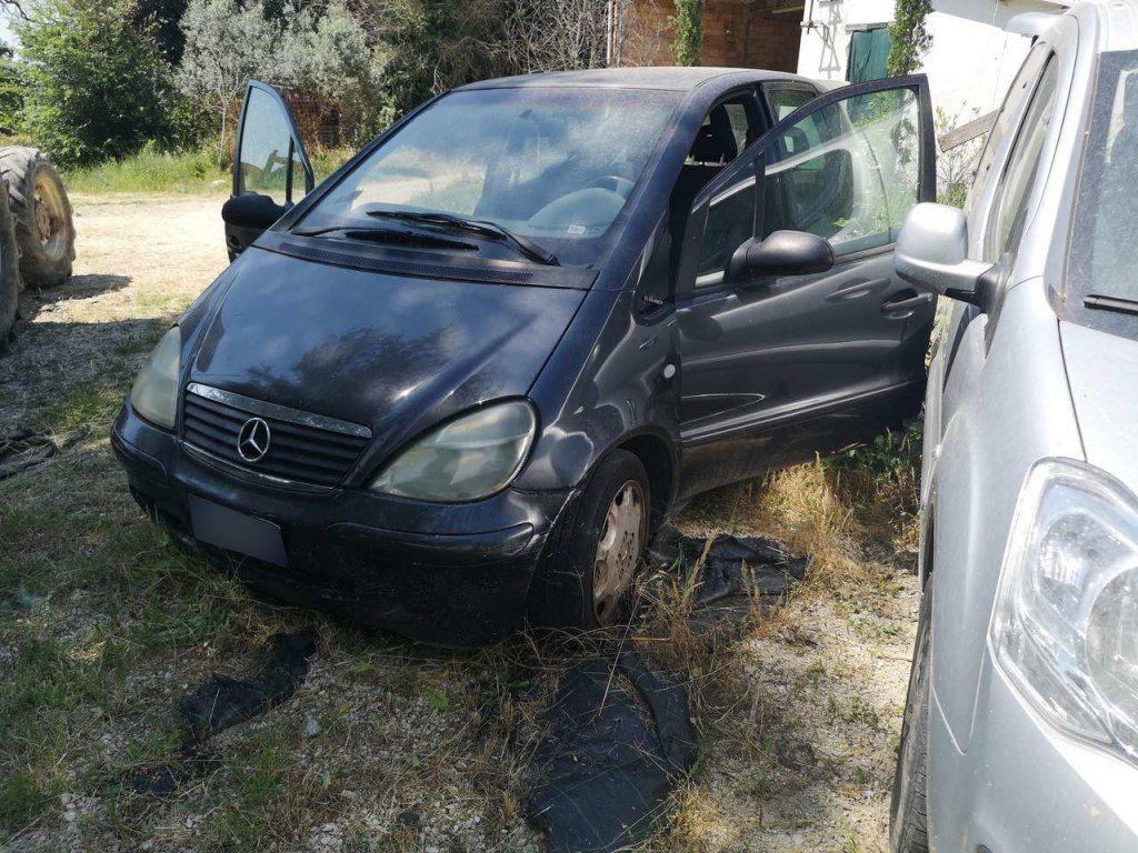 Mercedes Klasse A