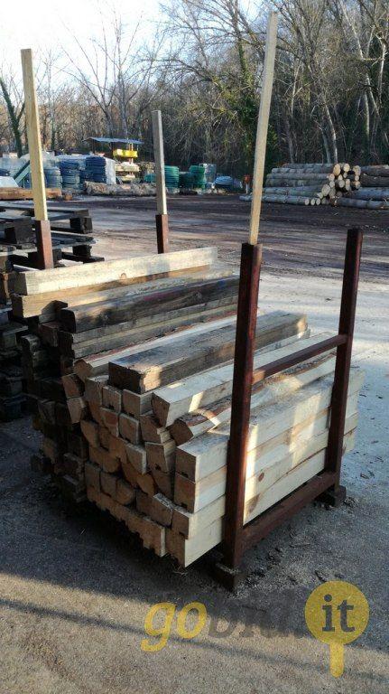 Holzrahmen in verschiedenen Größen und Ausführungen