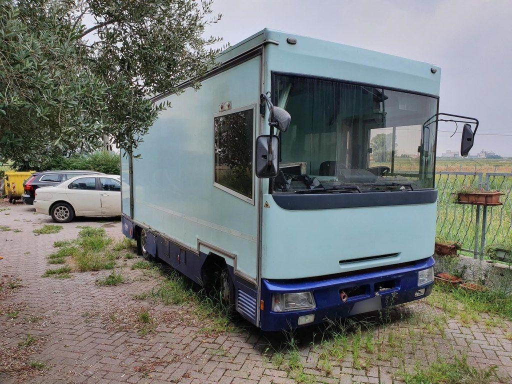 IVECO 1Q Imbisswagen