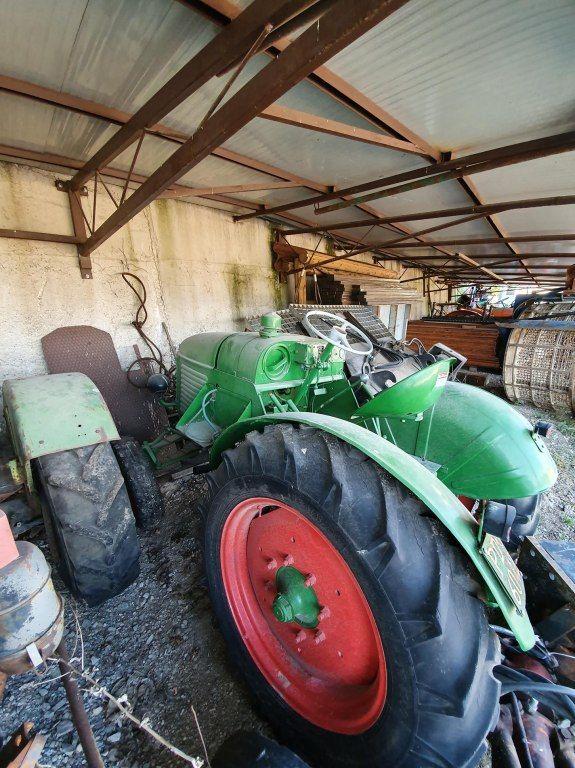 Steyr 9530 Traktor