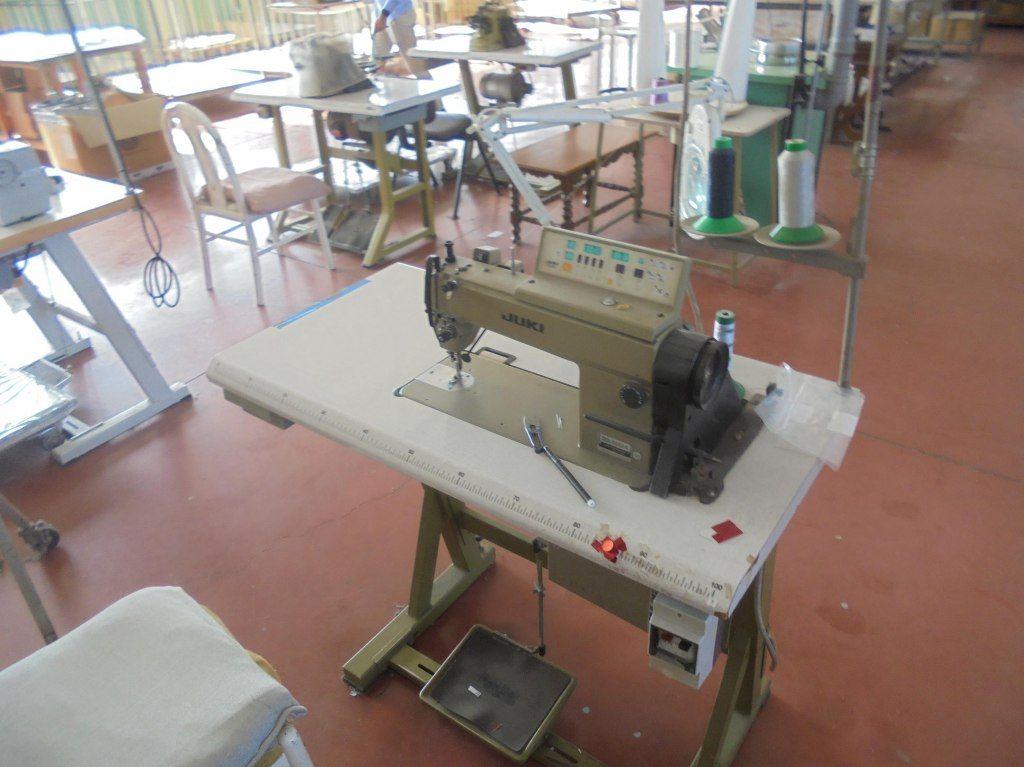 Juki DDL-5550-6 Nähmaschine