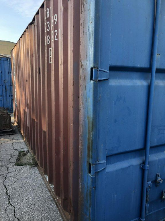 5,00 x 2,40 Meter Container