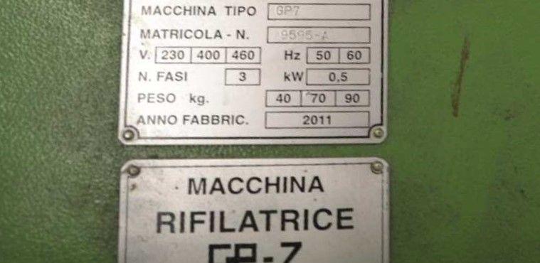 FGB GP7 Trimmer Maschine