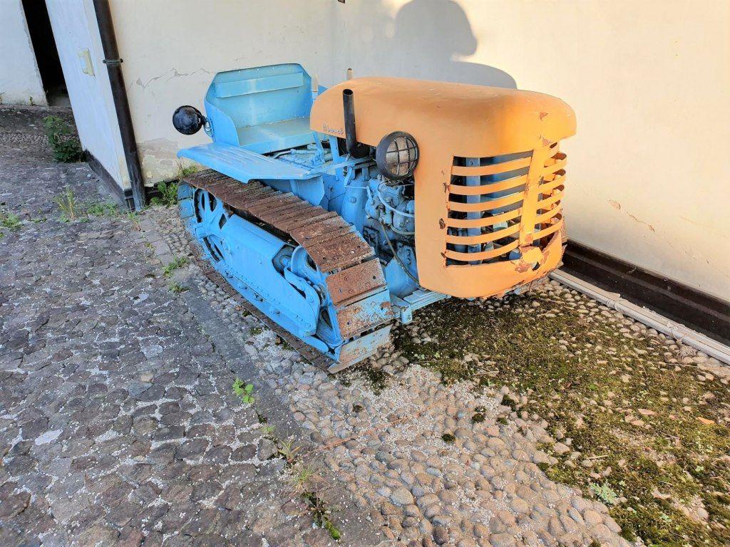 Diesel-Traktor