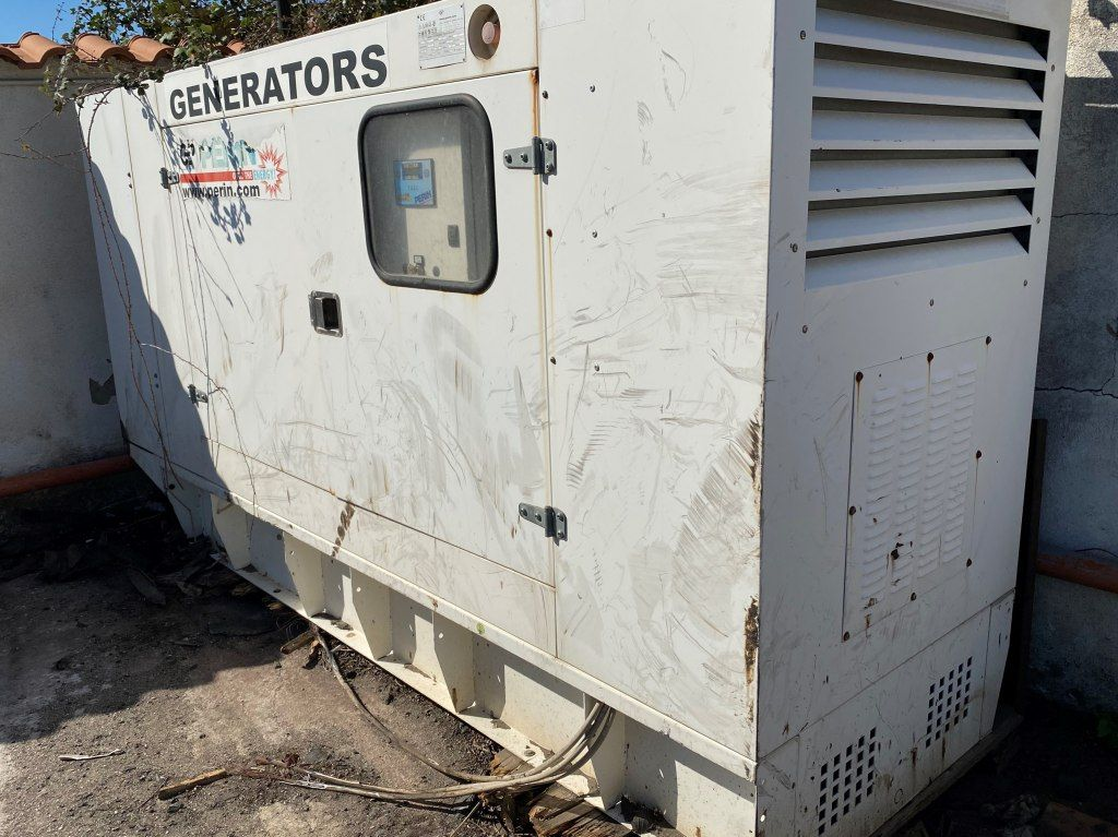 Perin 6000 Generator