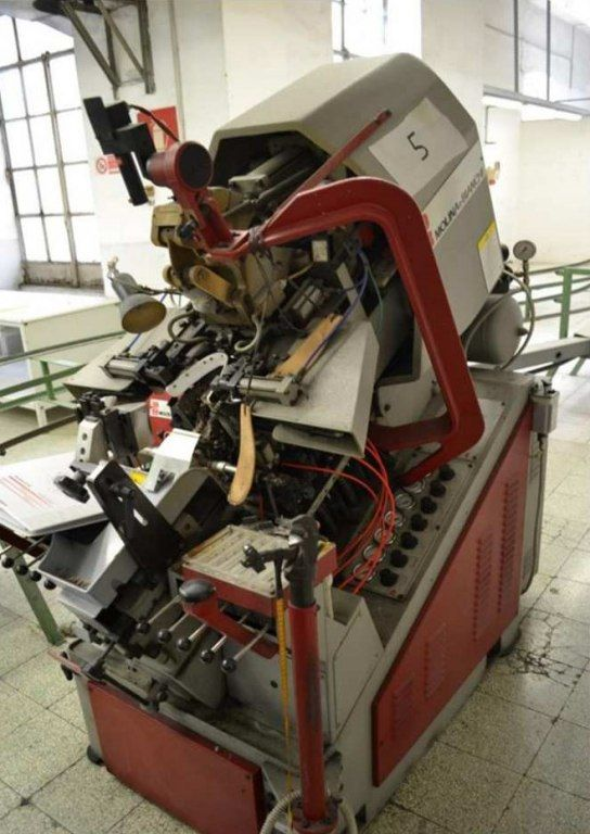 Molina e Bianchi Sincron 4P-PR Vormontagemaschine