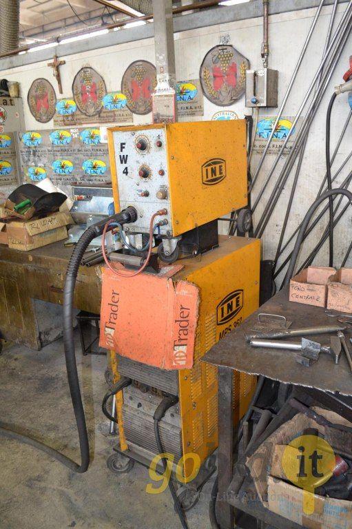 Ine MPS362 Drahtschweißmaschine