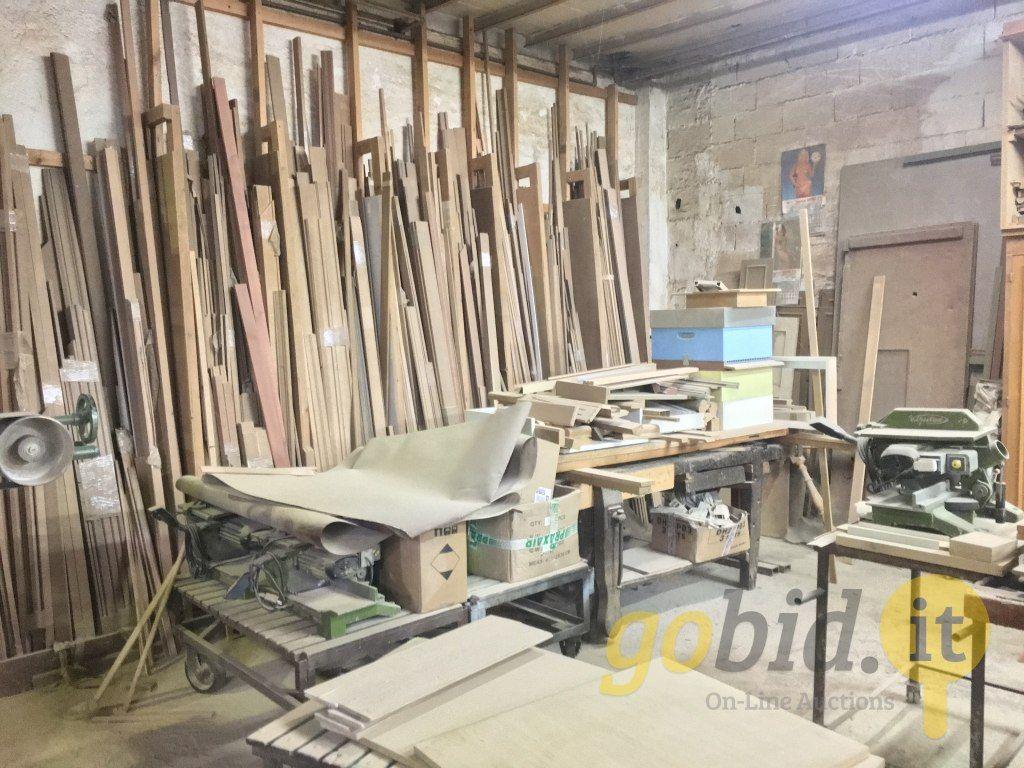 Tischlerei-Werkstatt-Inventare