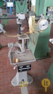 Ribbon Stamping Machine für Upper