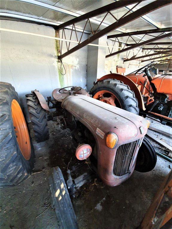 Field Boy Traktor