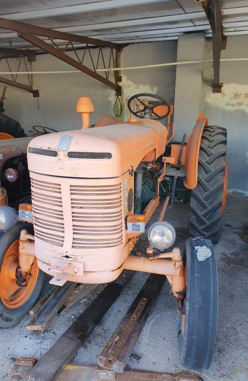 Moto Meccanica Super 108 Traktor