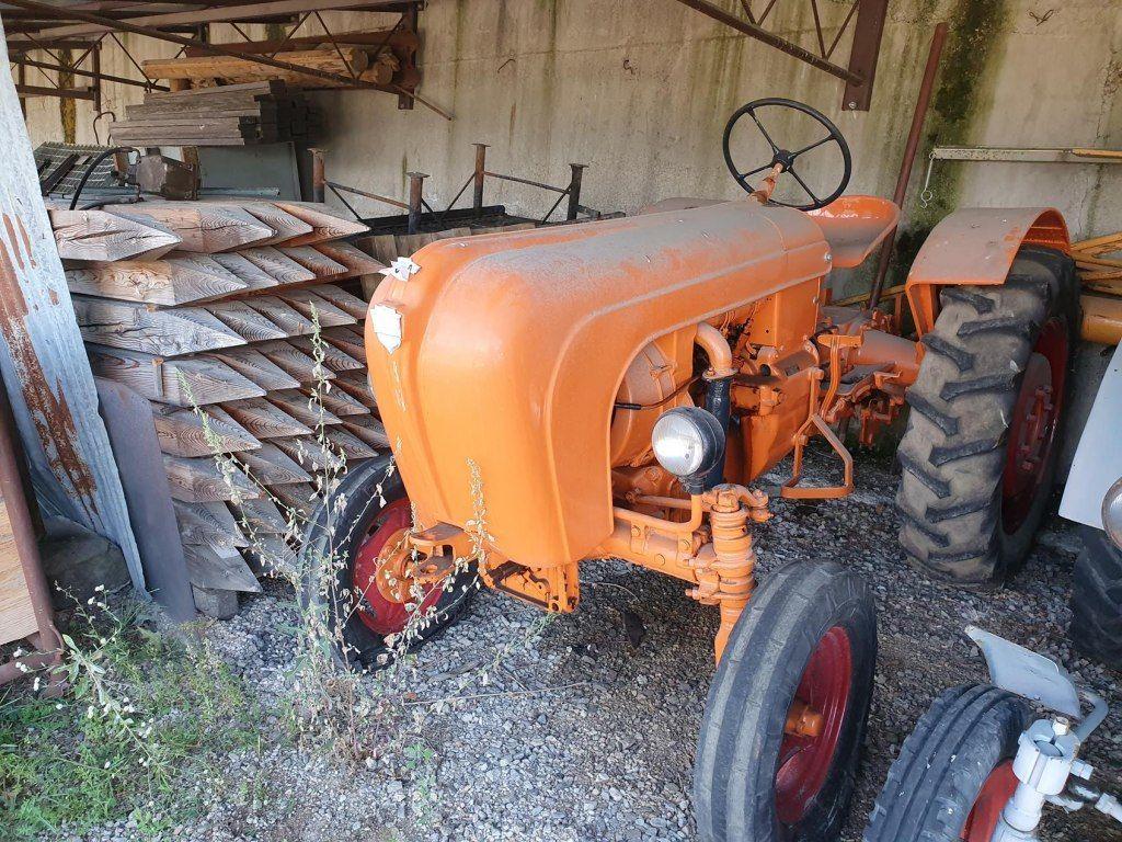 Allgaier A133 Traktor