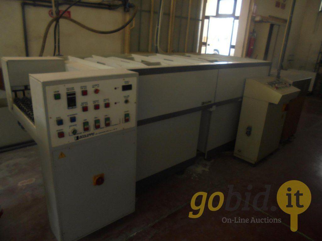 Ocleppo Mikro-Schnitt-Maschine