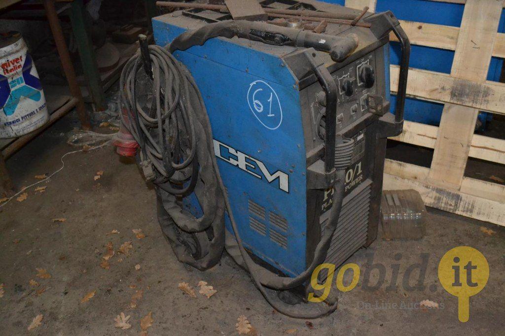 Cem Pl 10 / 1 Plasmaschneiden