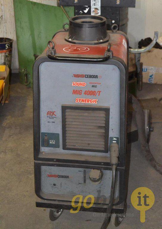 Cebora Drahtschweißgerät MIG4000-T A290