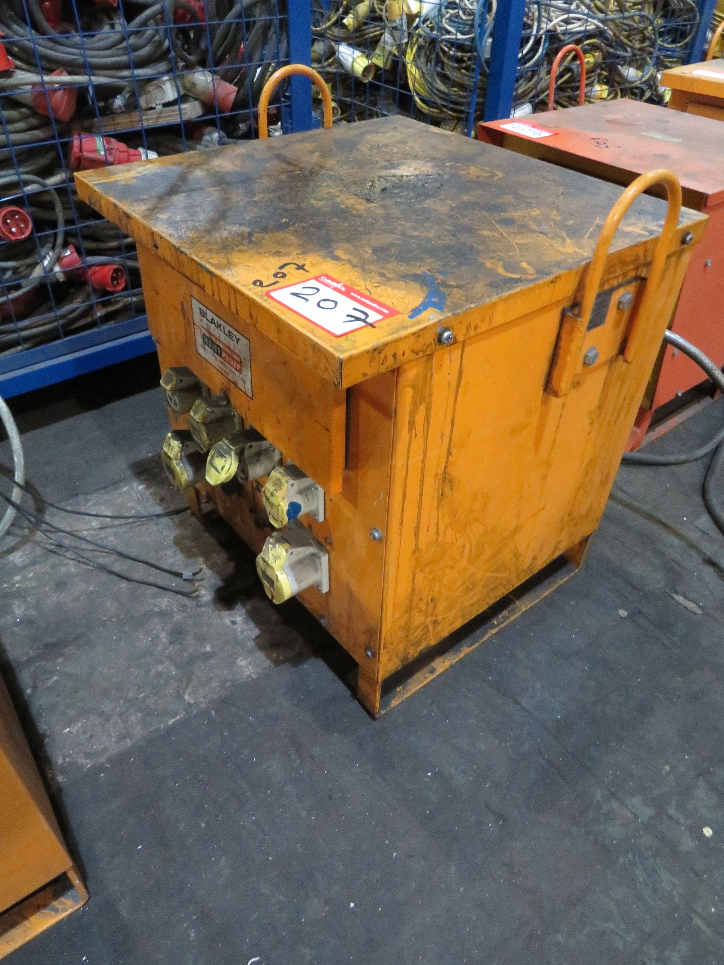 110 Volt Transformator