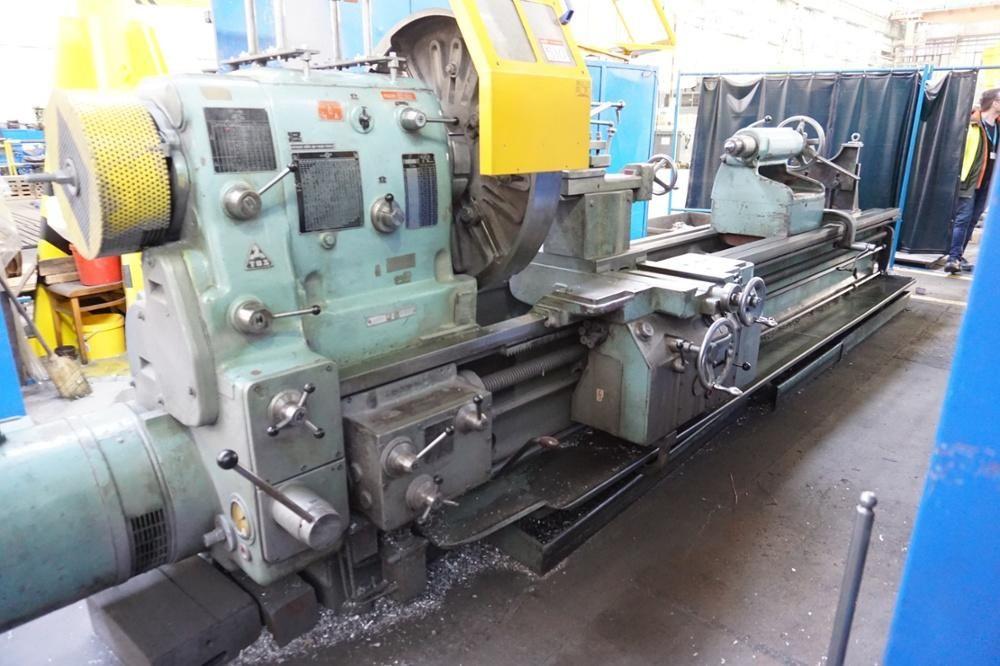 TOS Drehmaschine Typ SU90A
