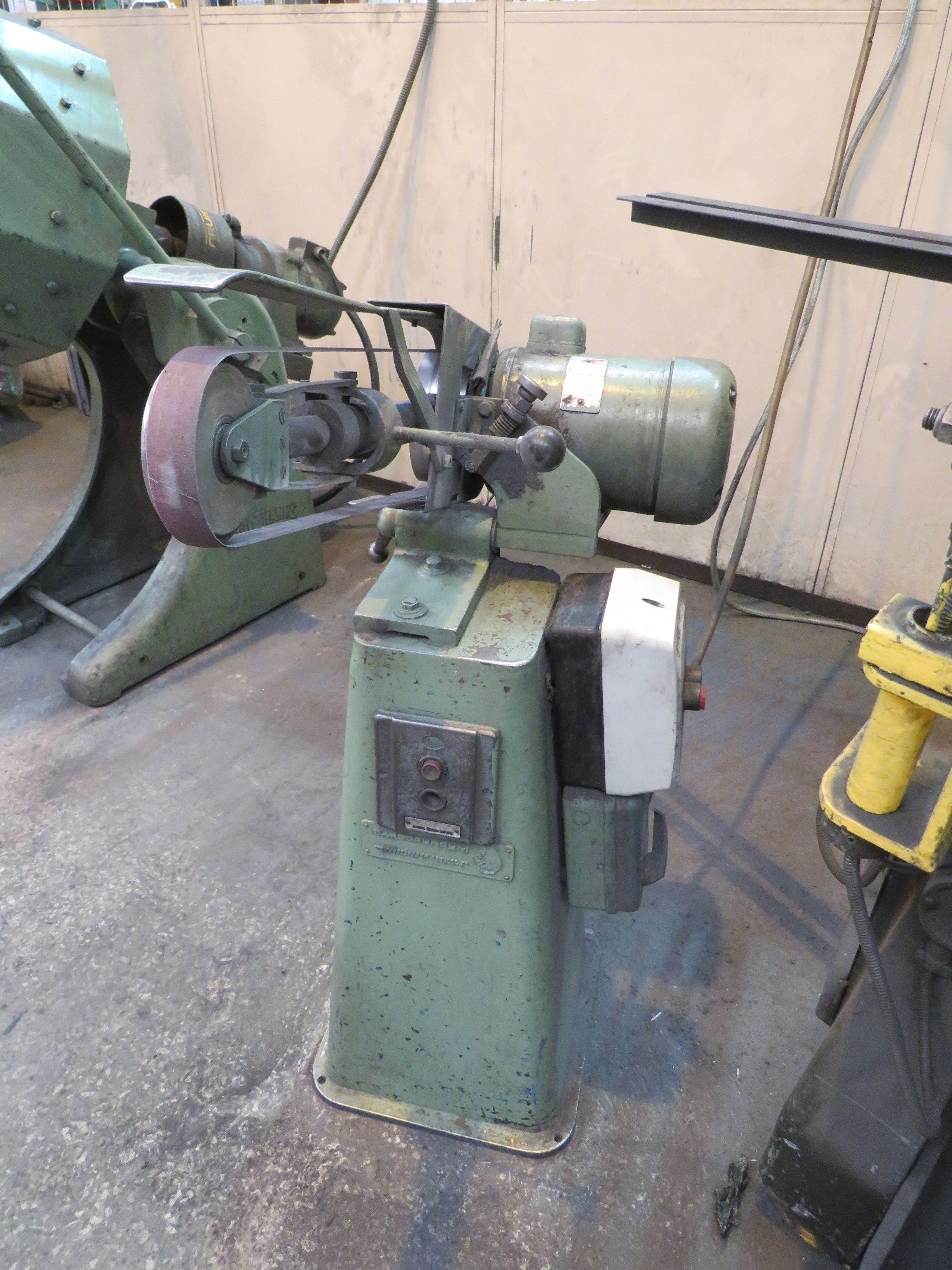 25mm horizontaler Linisher