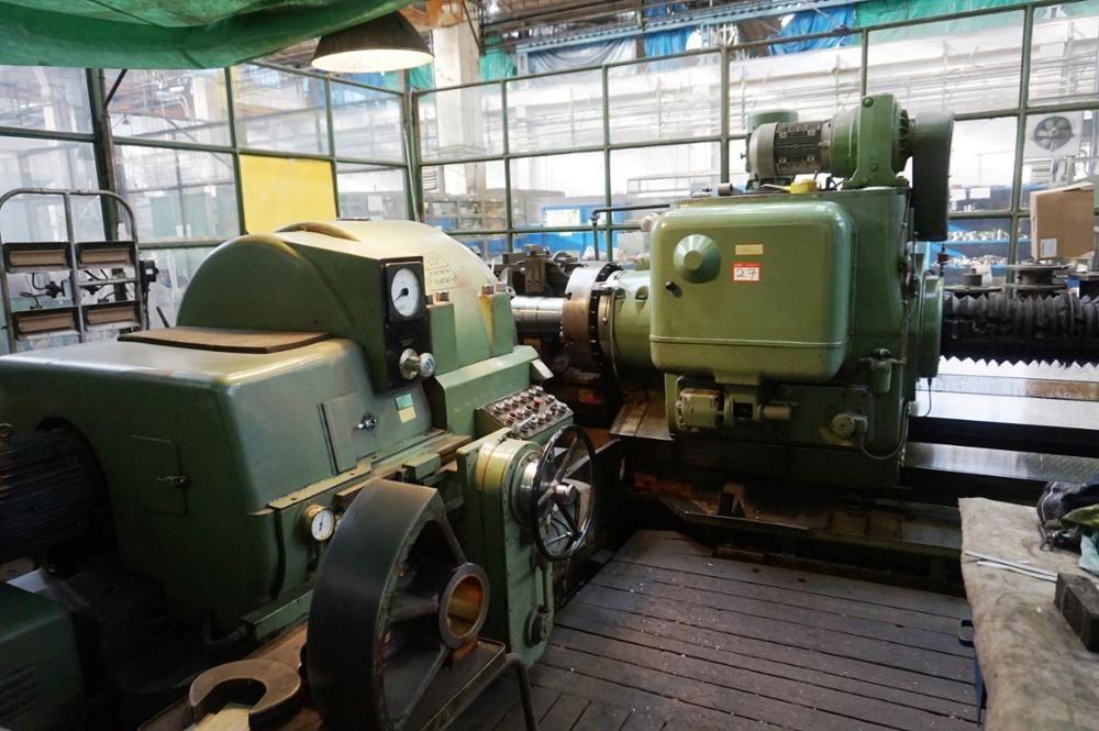 Pumpen-Rotorfräsmaschine Holroyd Modell 5AC