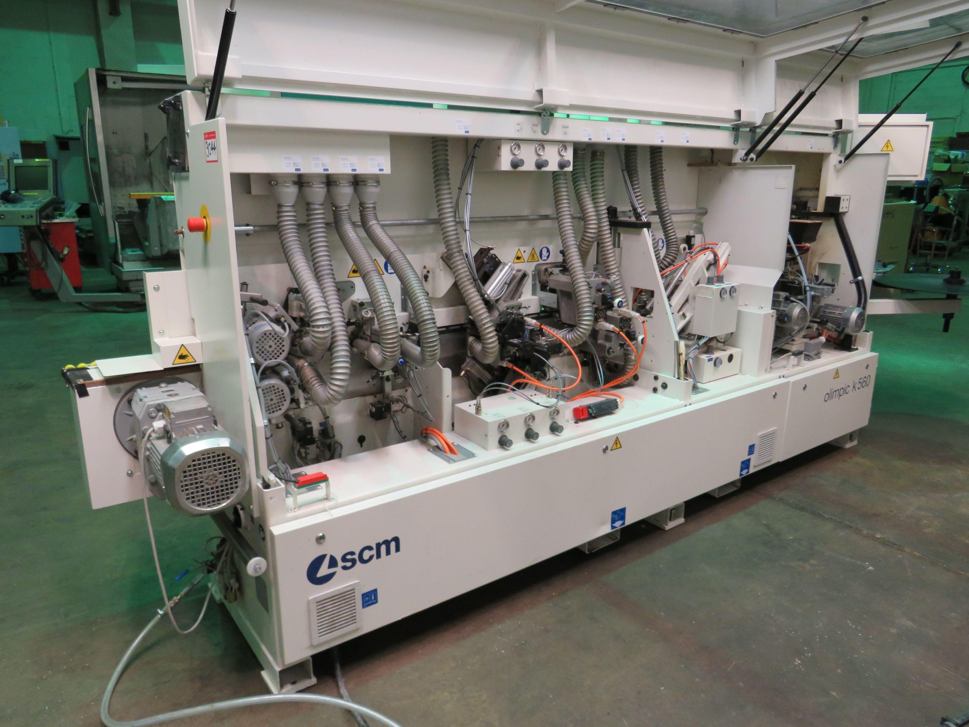 SCM Olimpic K560 T-ER2 Kantenanleimmaschine