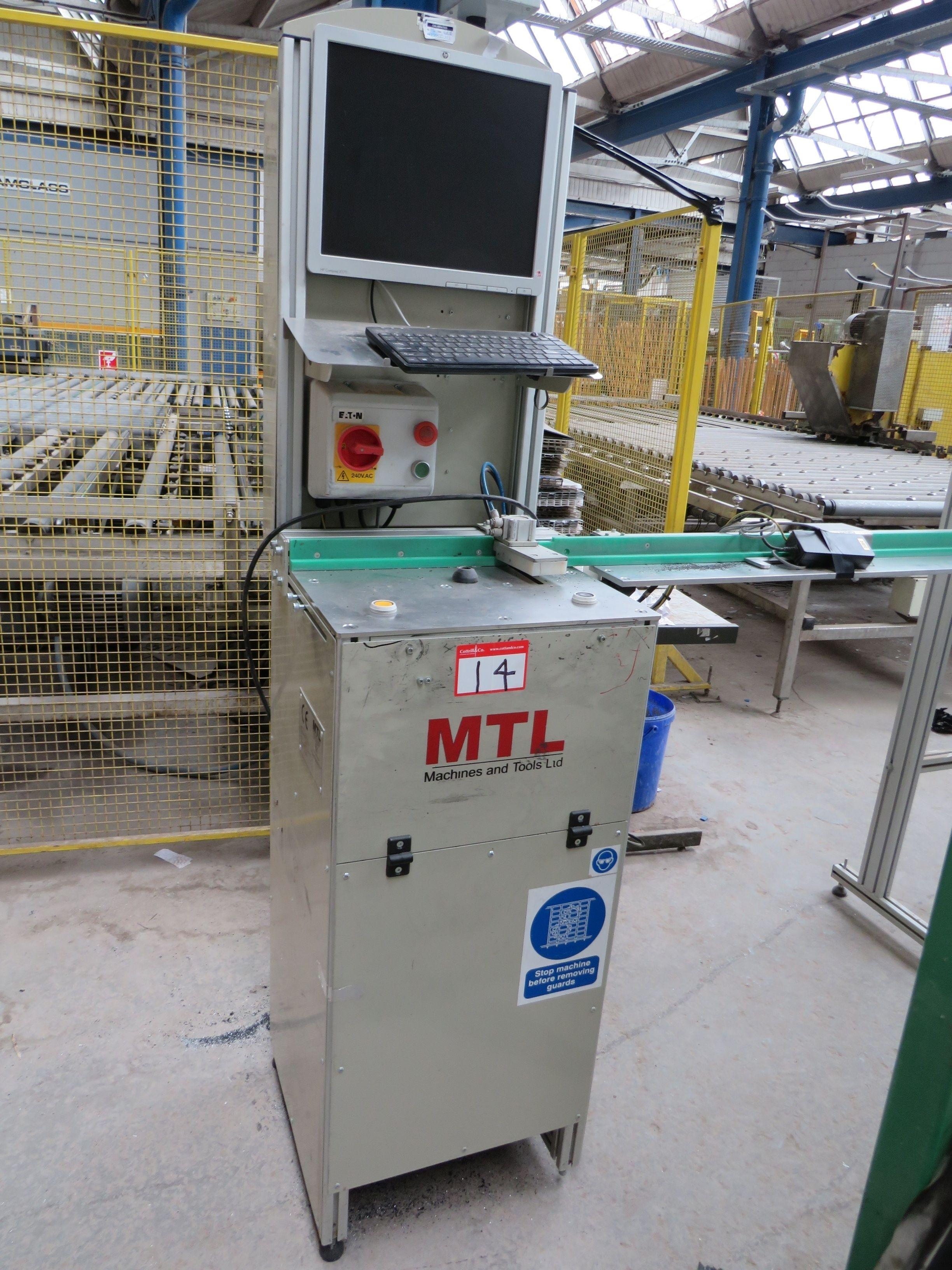 MTL Automatic Snip CC5 Saw