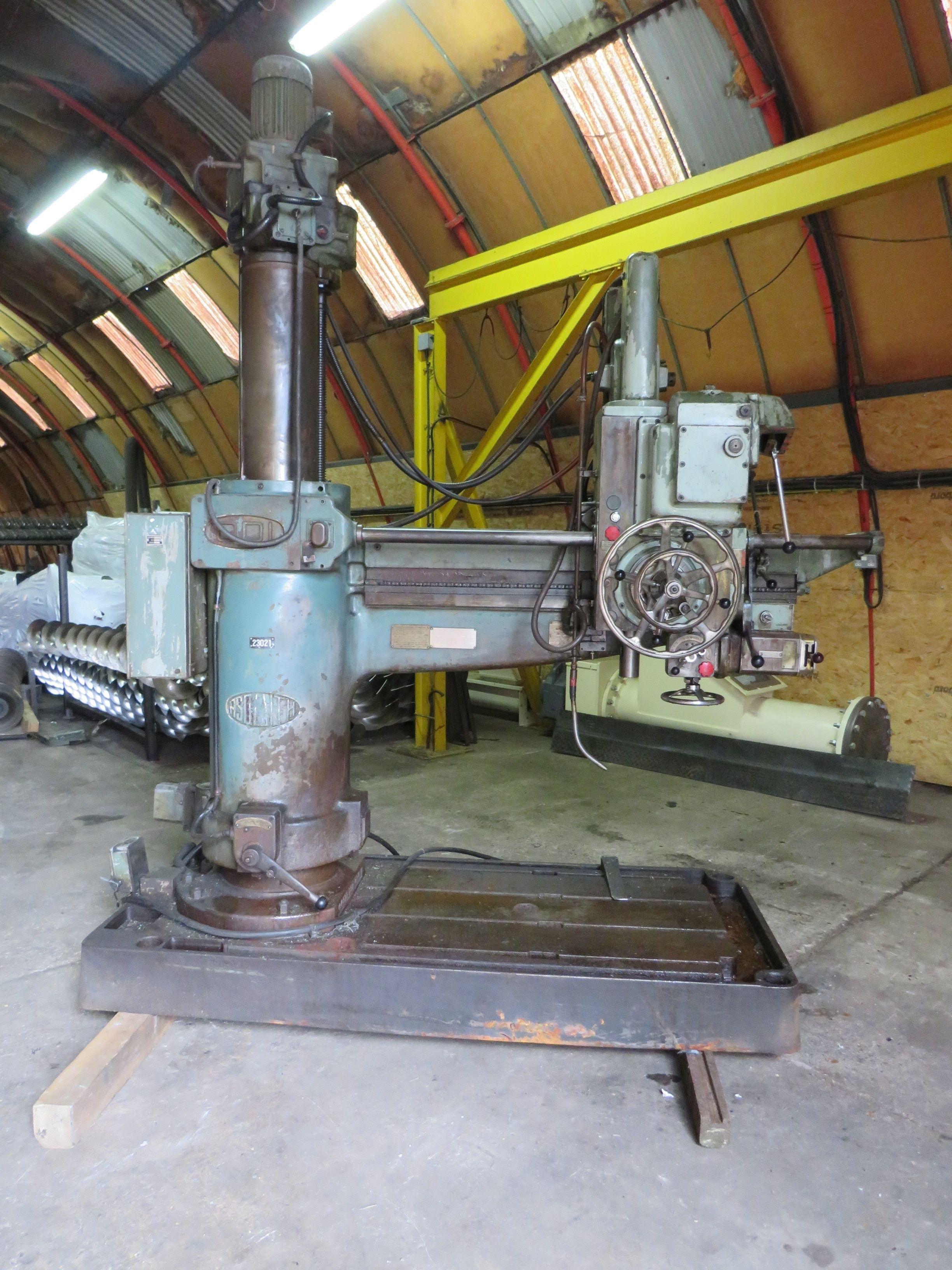 Trapano radiale Asquith 30654 da 4 piedi
