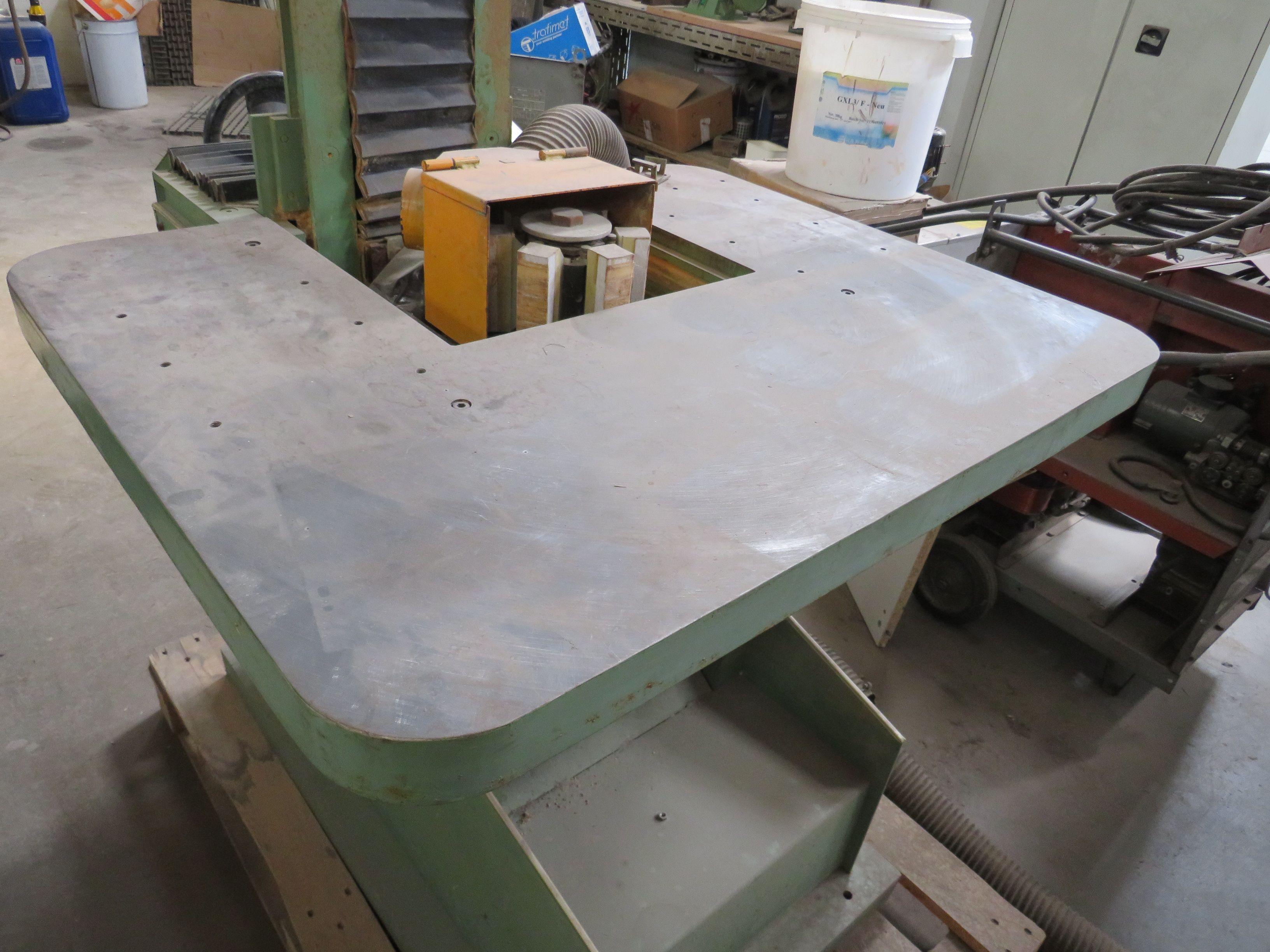 Alfaro SL Schleifmaschine