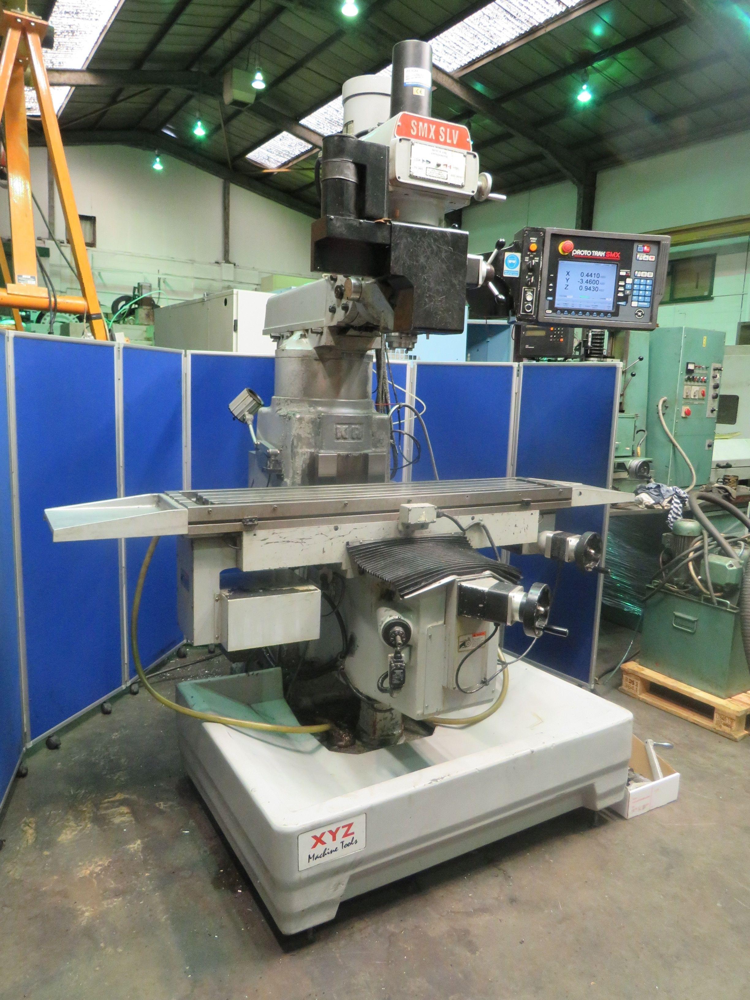 SMX SLV Revolver Mühle
