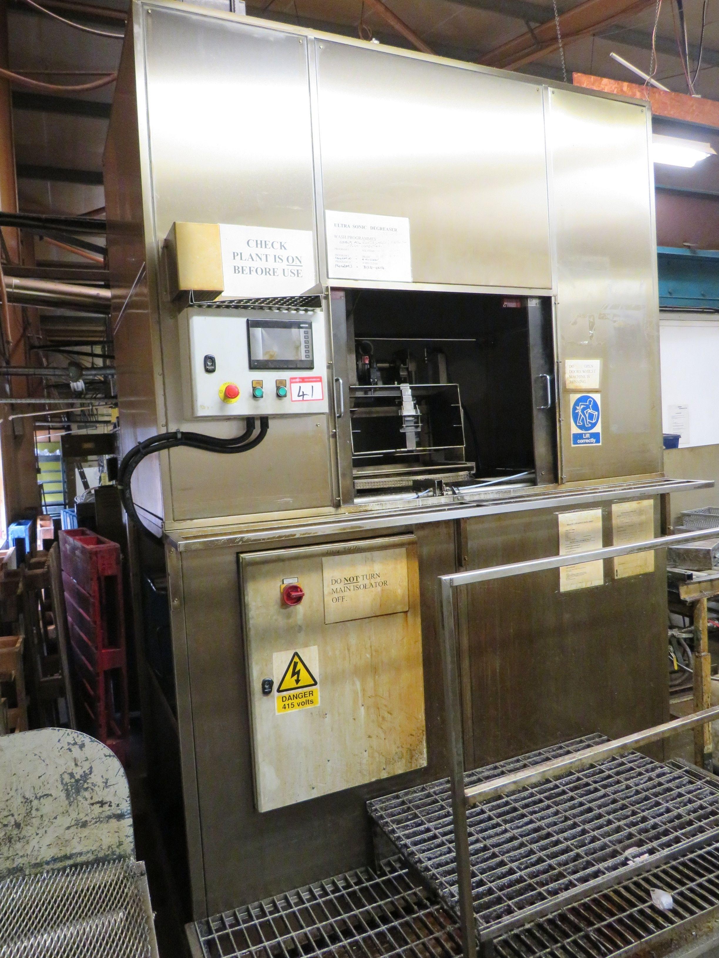 Ultraschallmodellökologie AVD1000SA DE-Greaser