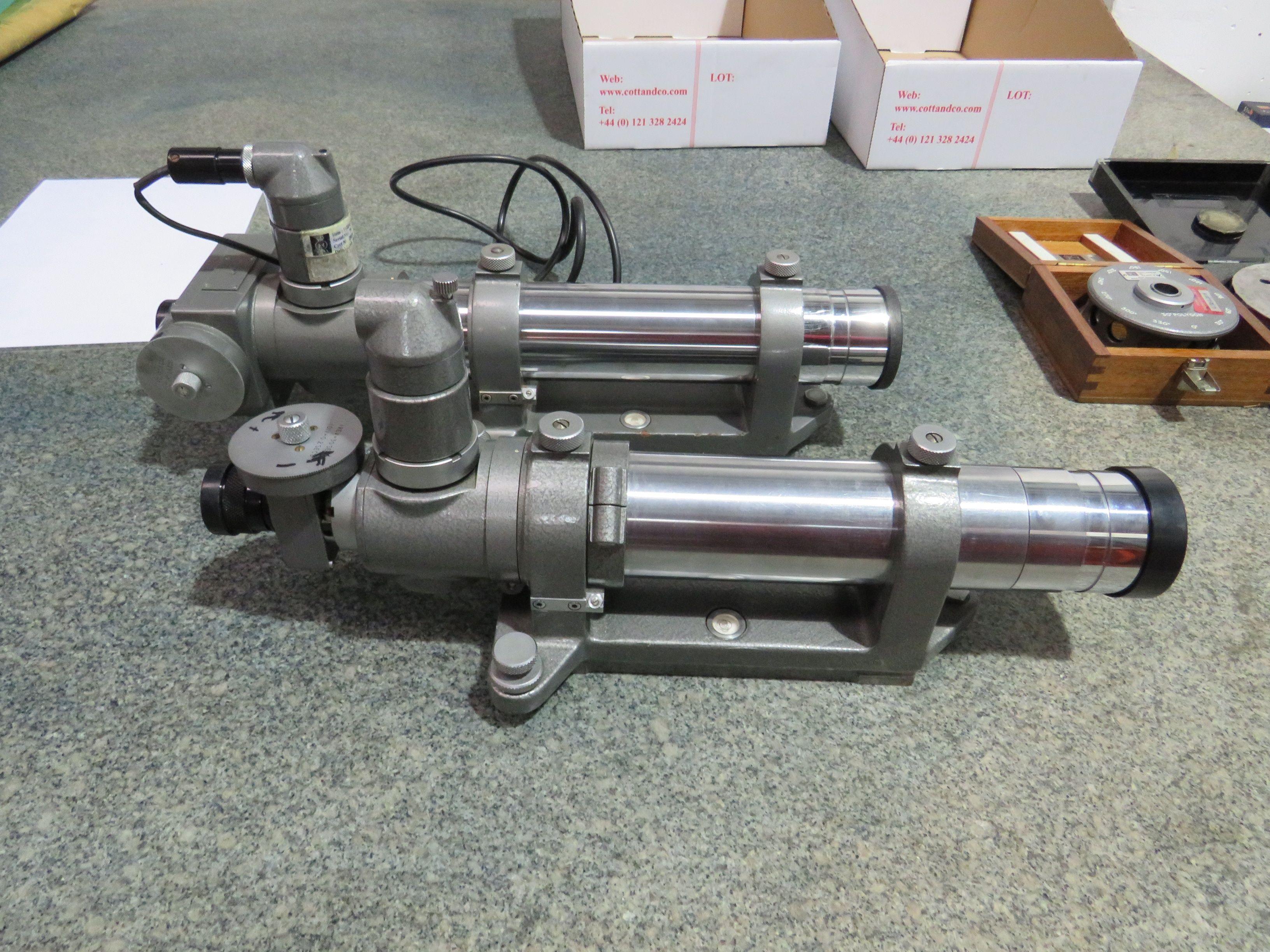 Hilger & amp; Watt Auto Kollimator