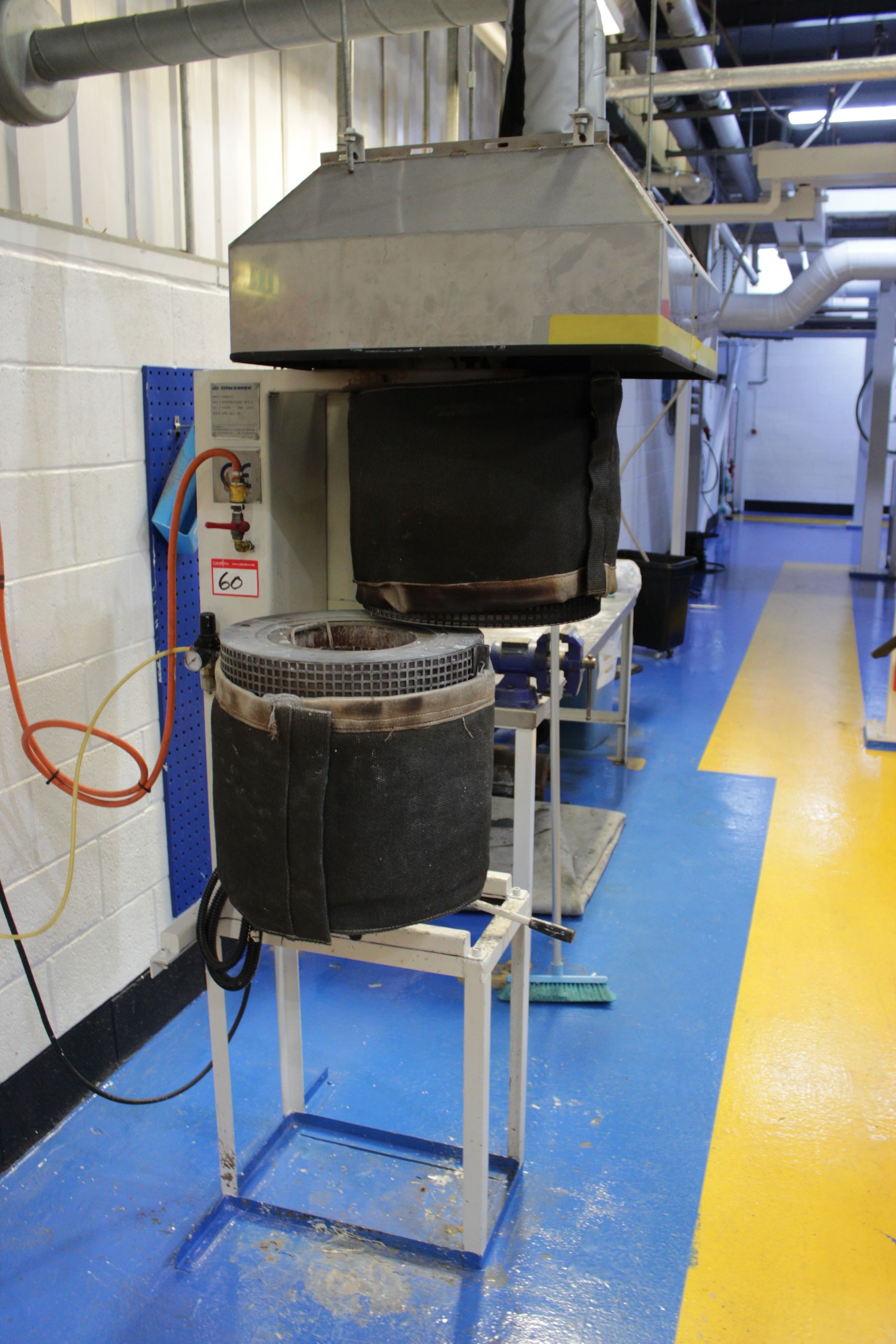Dinamec DMC 220 SM Thermisches Reinigungssystem