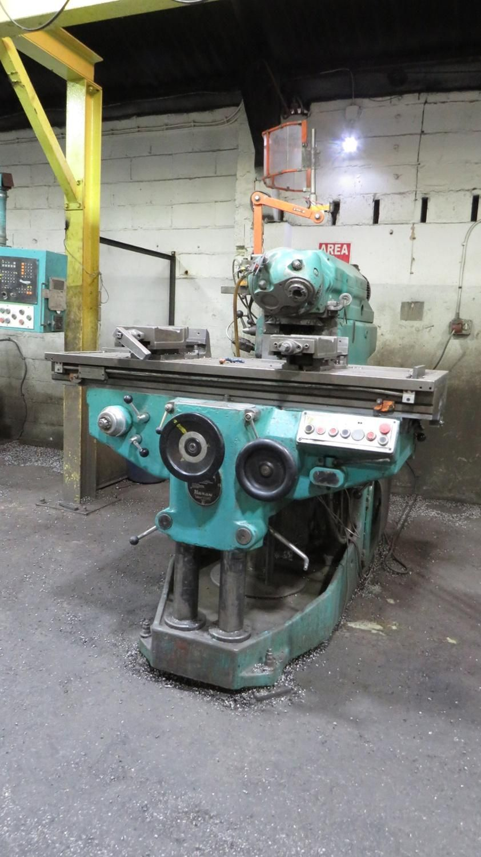 Huron-Fräsmaschine