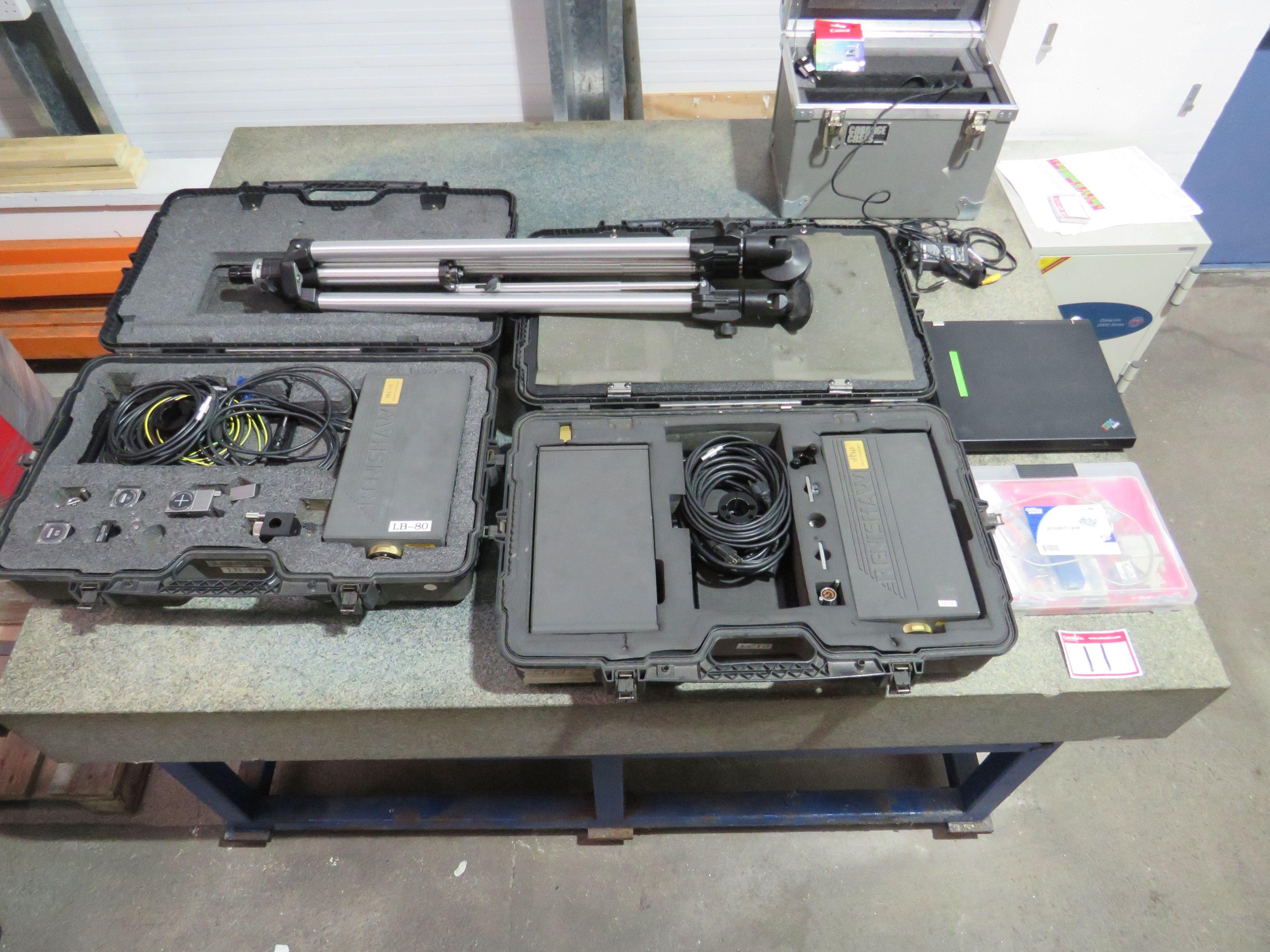 Renishaw ML10 Gold Standard-Lasereinheit Modell ML10X